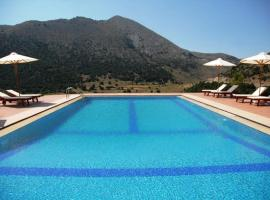 Lefkoritis Resort Askifou Sfakia, Karés (рядом с городом Ammoudari)