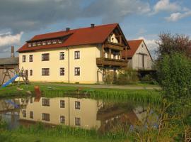 Kösseineblick, Pullenreuth (Harlachberg yakınında)
