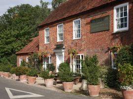 The Royal Oak, Yattendon, Frilsham (рядом с городом Streatley)