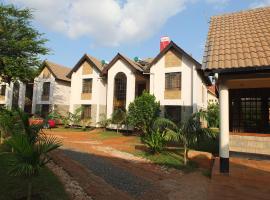 Afrika Lodges, Voi