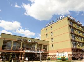 Hotel Lipa Slovakia, Stará Turá (Nová Lhota yakınında)