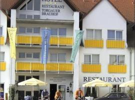 Hotel Torgauer Brauhof, Торгау