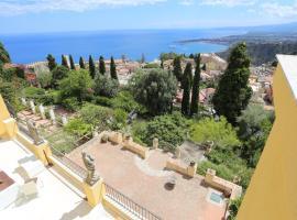 Casa Cuseni Maison De Charme, Taormina
