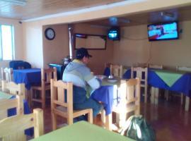 Residencial San Marcos, Nacimiento (Negrete yakınında)