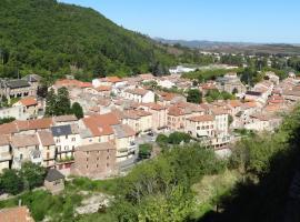 Gîte Dourdou - Les Hauts de Camarès, Camarès (рядом с городом Briols)