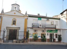 Hostal Via Del Caminante, Madrigalejo (рядом с городом Navalvillar de Pela)