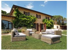 Villa Sant'Isidoro, Todi