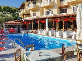 Vasilaras Hotel, Агистри (рядом с городом Склири)