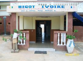 Hôtel Bigot Ivoire, San-Pédro