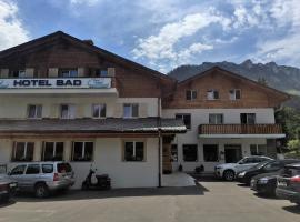 Hotel Bad Schwarzsee, Bad-Schwarzsee (Schwarzsee yakınında)