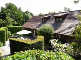 Holiday Home 't Westkanterhof, Bassevelde (Boekhoute yakınında)