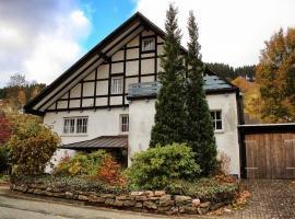 Landhaus am Bach, Winterberg (Silbach yakınında)