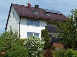 Haus Burgblick, Neuhaus an der Pegnitz (Königstein in der Oberpfalz yakınında)