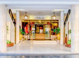 New Ambassador Hotel, Harare