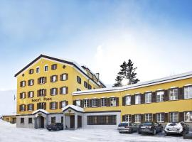 Hotel Post, Bivio