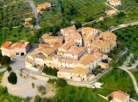 Borgo San Gusmè, San Gusmè (Villa d'Arceno yakınında)