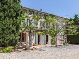 Villa Rouge, Fabrezan (рядом с городом Saint-Laurent-de-la-Cabrerisse)