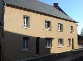 La Rembergeronerie, Chaillac (рядом с городом Dunet)