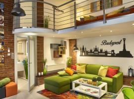 Hopfer Luxury apartment