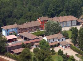 Agriturismo Cascina Caremma, Besate (À proximité de: Vigevano)