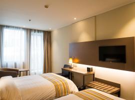 Home Inn Plus Suzhou Wujiang Fenhu Luxin Avenue, Xinta