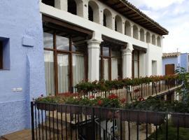 La Casona del Solanar, Munébrega