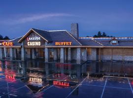 RV Park at Lakeside Casino, Pahrump