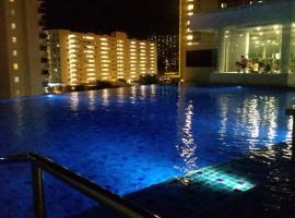 Penang Summerton Luxury Suite at Queensbay