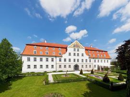 Schloss Lautrach, Lautrach (Kronburg yakınında)