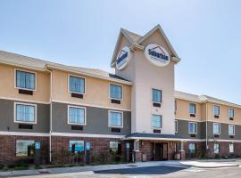 Suburban Extended Stay Hotel Midland