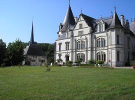 Château de Veretz, Véretz