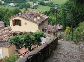 Borgo delle Fate, Amandola (Vesciano yakınında)