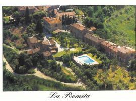 La Romita Agriturismo, Montisi (Near Trequanda)