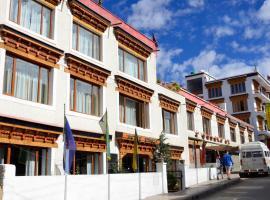 Hotel Lingzi, Leh