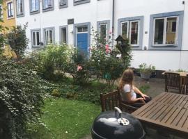 Idyllic Town House Apartment