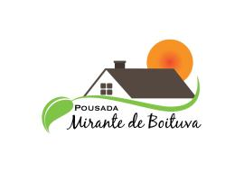 Pousada Mirante de Boituva, Boituva (Pôrto Feliz yakınında)
