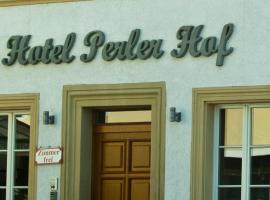 Hotel Perler Hof, Перль (рядом с городом Apach)