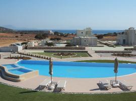 Pyrgaki Sun & Moon Villas & Suites