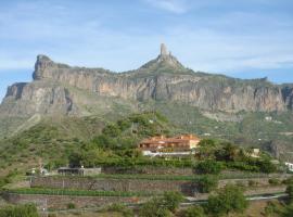 Chalet Rural Bentayga, Tejeda (Ayacata yakınında)