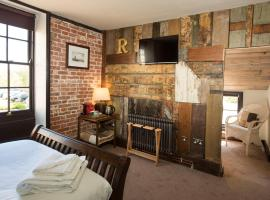 Alma Inn & Dining Rooms, Харвич (рядом с городом Shotley)