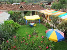 Casa Hospedaje Miraflores Calca Cuzco, Calca