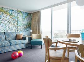 Pan American Oceanfront Hotel, Wildwood Crest