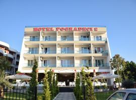 Hotel Pogradeci 2, Pogradec (Tushemisht yakınında)