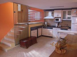 Casa Rural Apartamento El Chaveto, Herreros (Ocenilla yakınında)