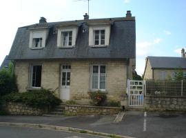 """Gite """"Etape à Coucy"""", Coucy-le-Château-Auffrique (рядом с городом Blérancourt)"""