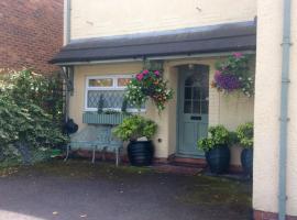 Mere Cottage B & B, Алсагер (рядом с городом Barthomley)