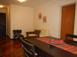 T&T Apartment Salguero