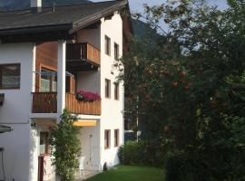 Appartement MELCHER Sotchà Dadaint 654, Scuol
