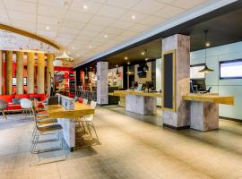 ibis Hotel Frankfurt Airport, Kelsterbaha