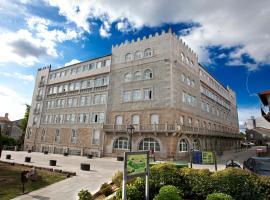 Termas de Cuntis - Hotel La Virgen, Cuntis
